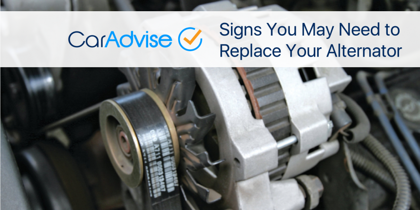 How Much To Replace Alternator >> Signs You May Need To Replace Your Alternator Caradvise
