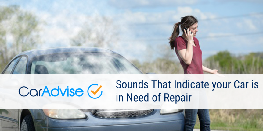 Sounds that Indicate your Car is in Need of Repair | CarAdvise