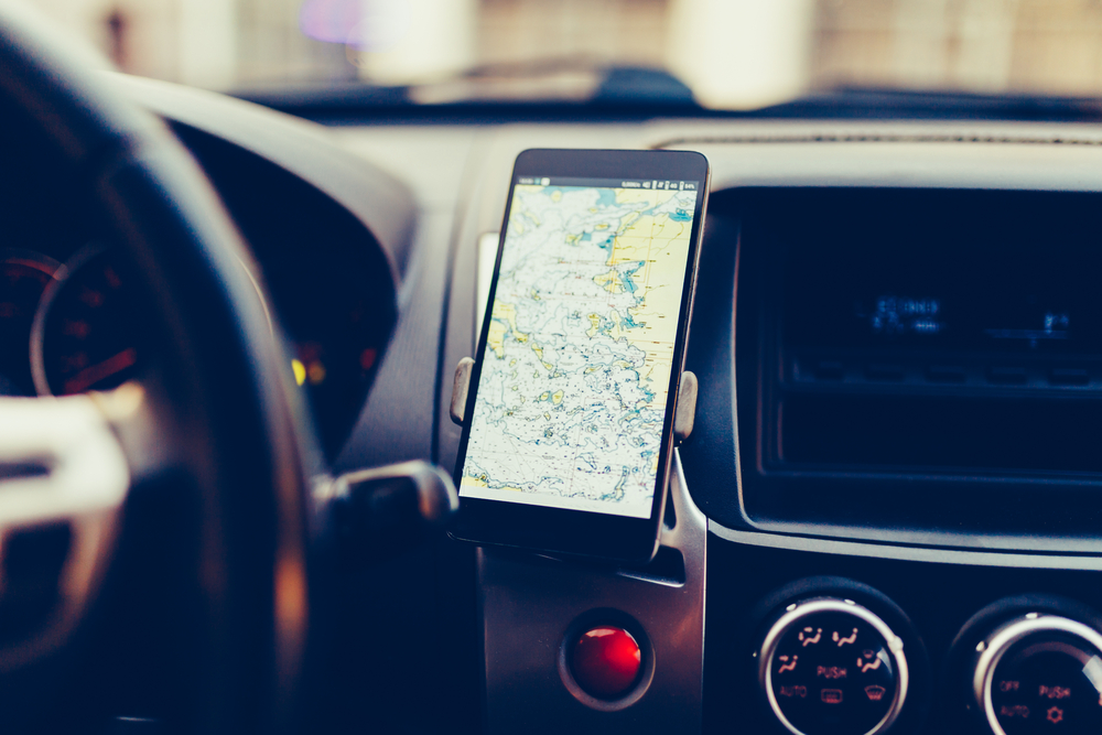 car gps for road trips