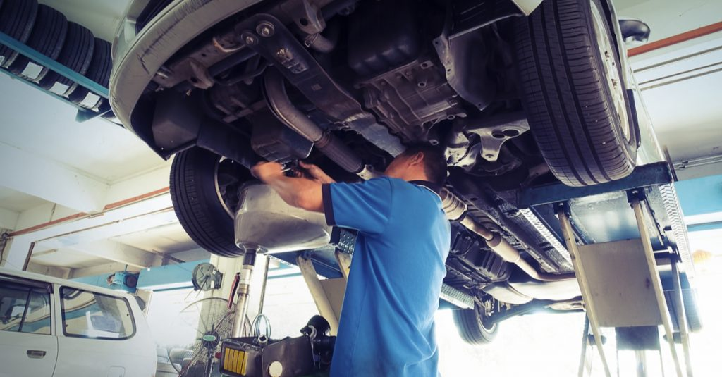 routine car maintenance