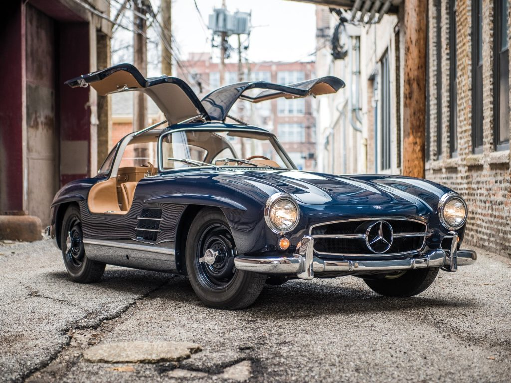 1954 Mercedes-Benz Gullwing