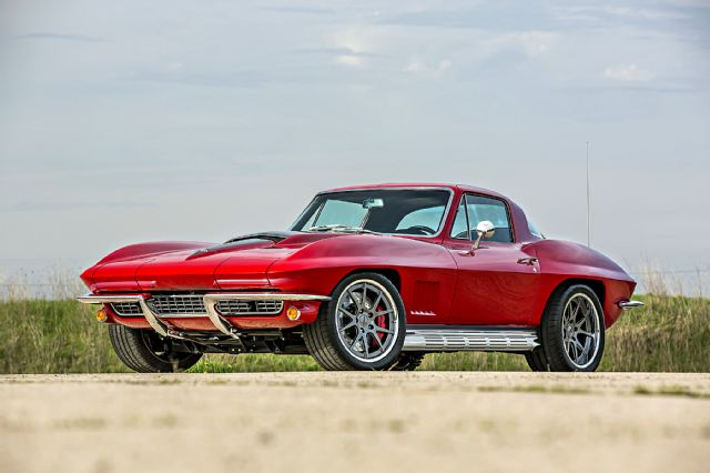 1967 Chevy Corvette