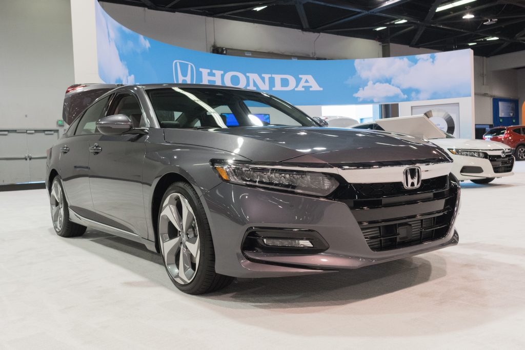 honda accord for small families
