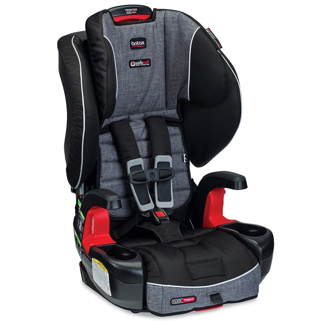 Britax Frontier Clickright Car Seat