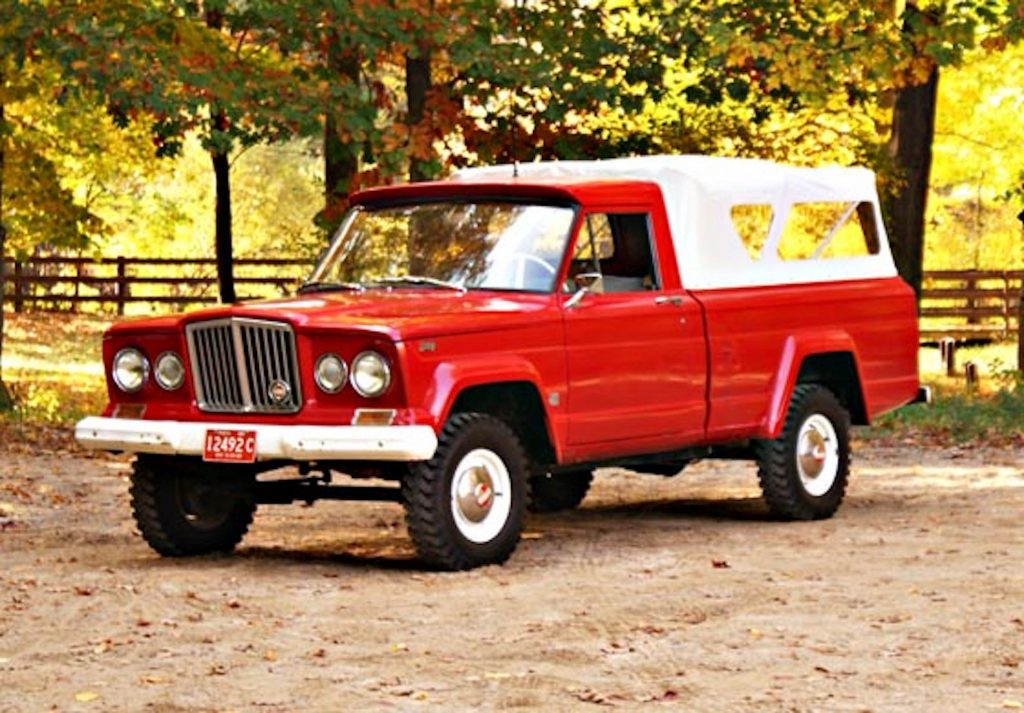 The '63 – '87 Jeep Gladiator and J-Series