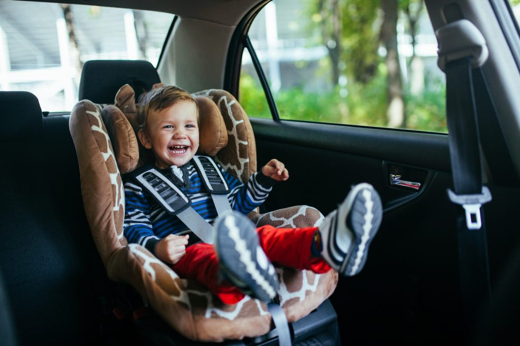 forward car seat