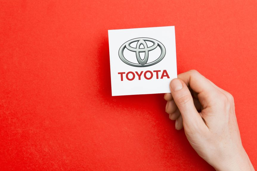 toyota card