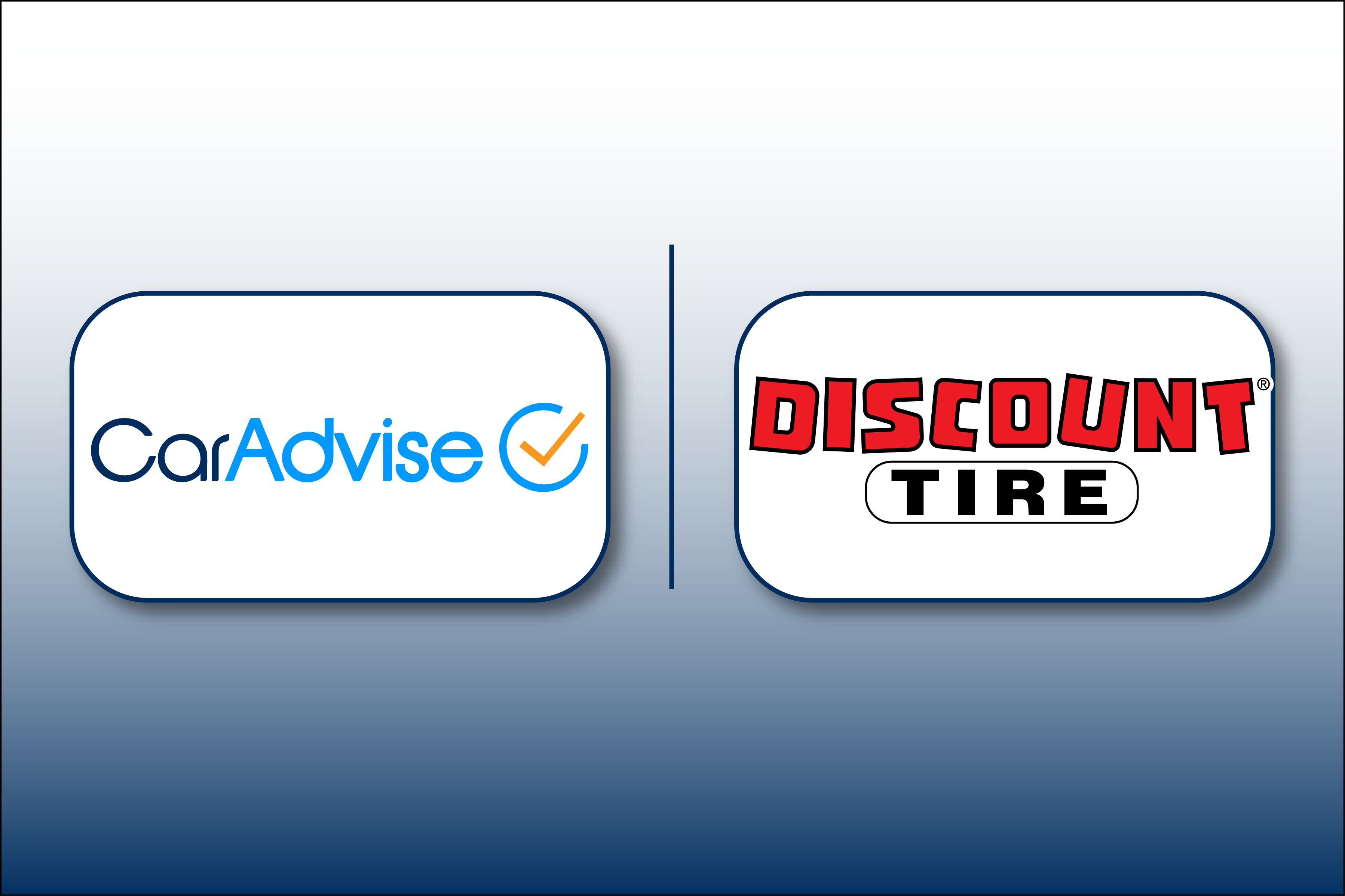CarAdvise and Discount Tire Partnership