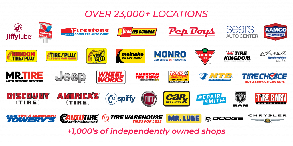 All Partners Graphic